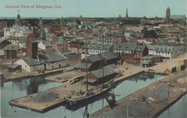 Postcard_of_the_Kingston_waterfront