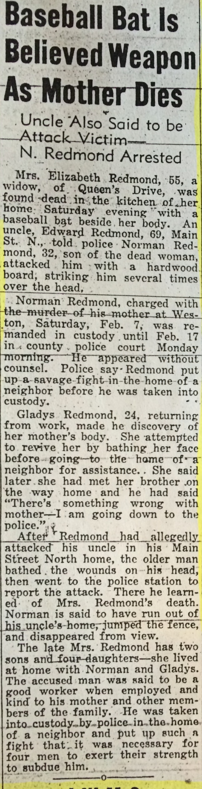 Times & Guide  12 Feb 1942