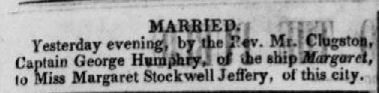 The Morning Chronicle Oct. 30, 1847