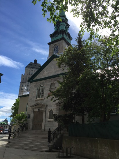 St. Andrews Church, Quebec City