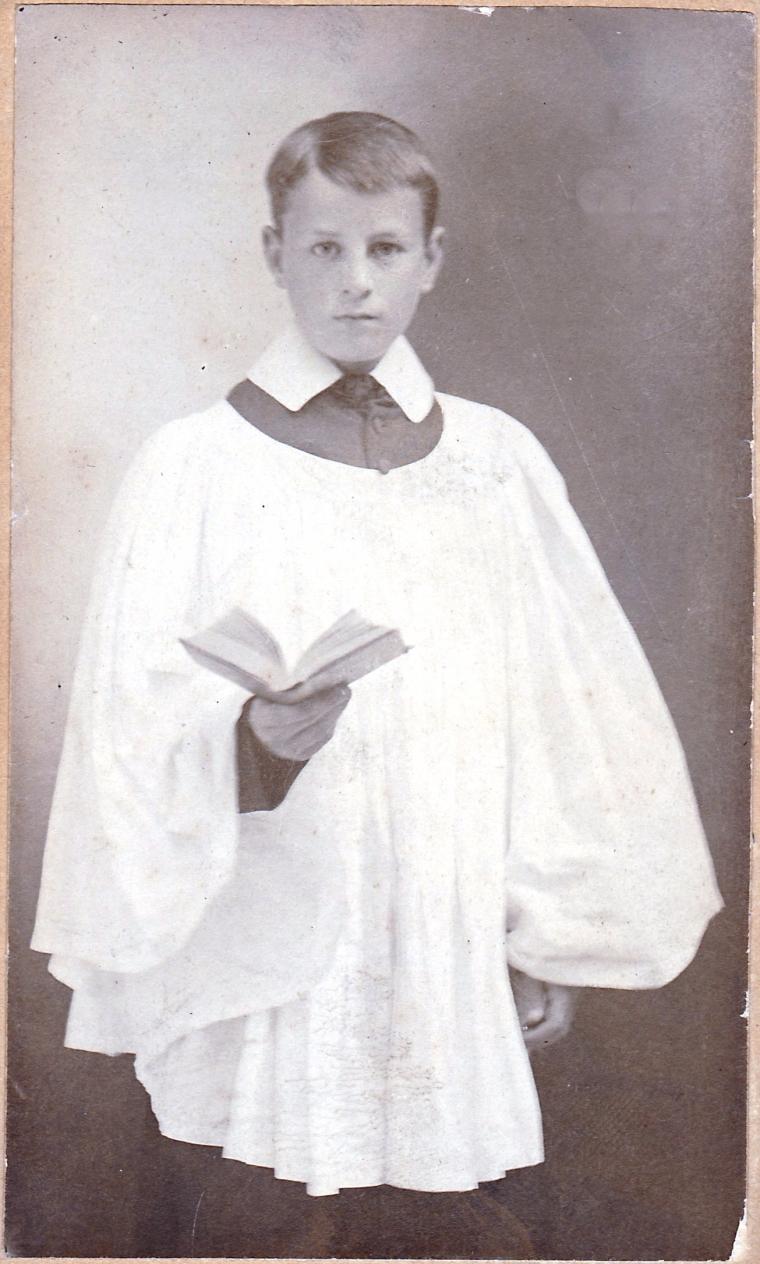 Alfred Lee Norton 1900 8 yrs old Quebec Canada 2.