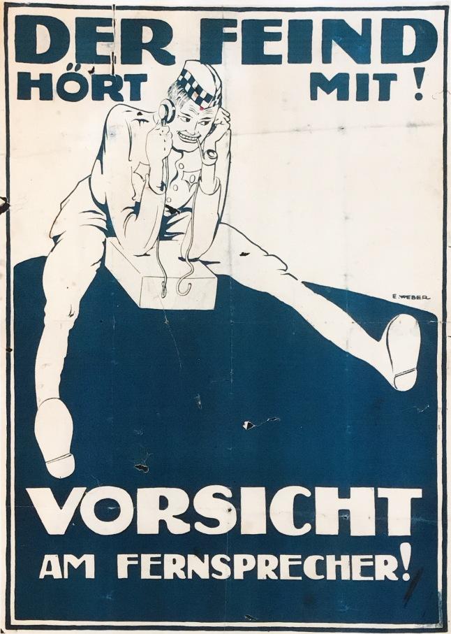 Dever John WWI poster