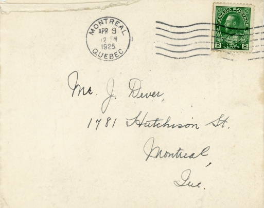 Envelope to jack