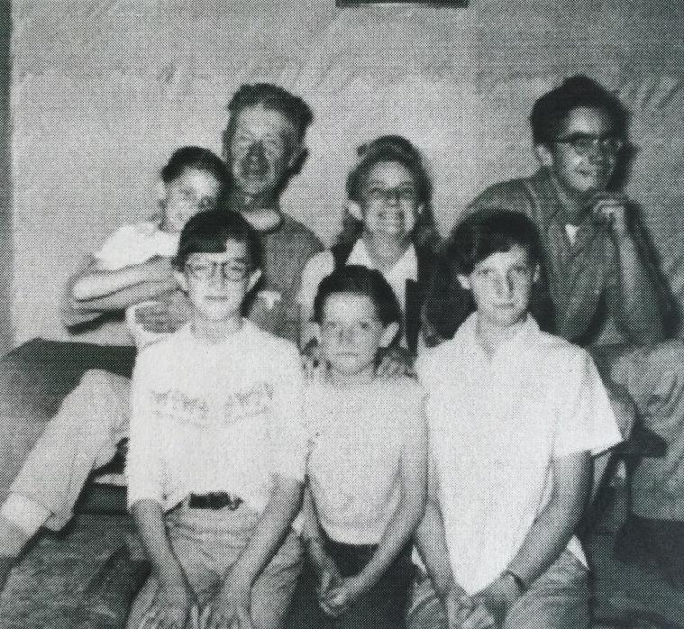 STewart family 1950s