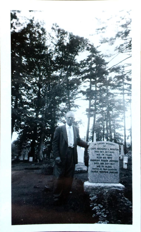 JORDAN Peter Mount Hermon Cemetery