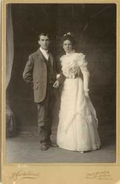 Mr & Mrs. John McMahon, Philadelphia