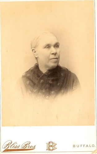Sarah McHugh McMahon, 1890