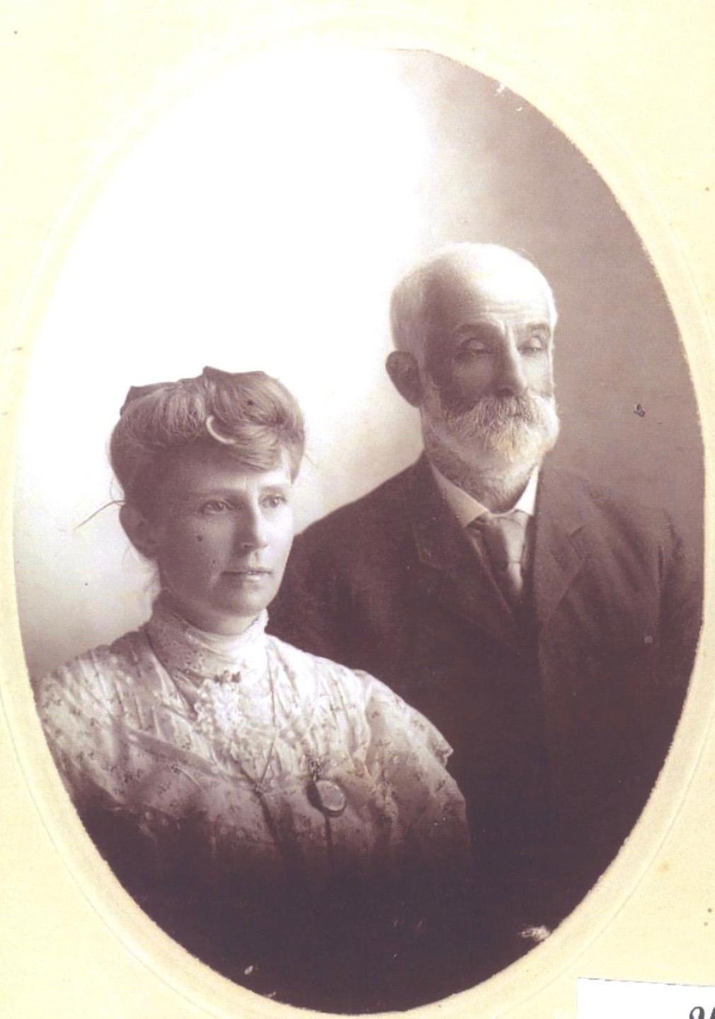 William Harrop & Rachel Hodgins 2